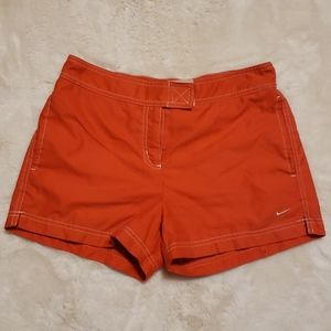 Nike Red Shorts with Pockets sz Sm